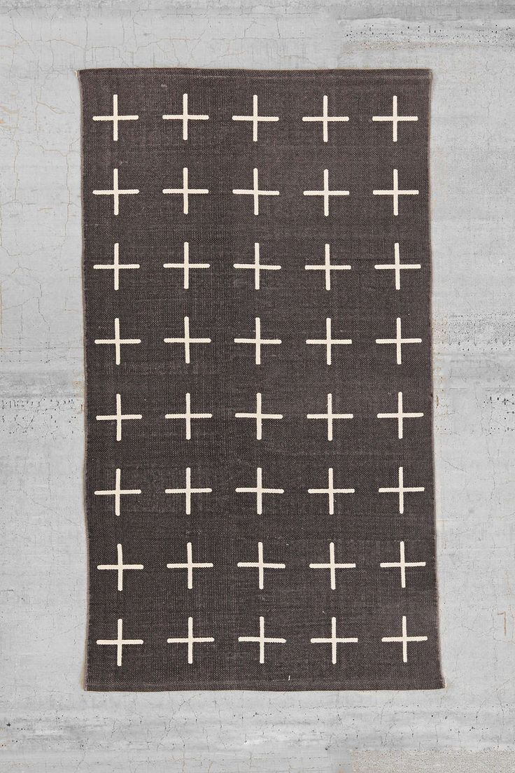Rugs For Your Home Assembly Home Plus Sign Printed Runner Rug | Rugs, Home