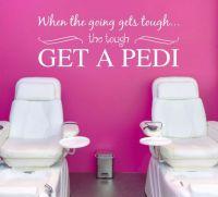 17 Best ideas about Nail Salon Decor on Pinterest | Salons ...