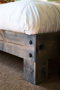 Best 25+ Diy Platform Bed ideas on Pinterest | Diy ...