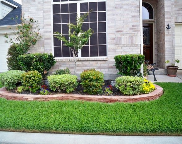 1000+ Images About Front Yard Landscape Ideas On Pinterest
