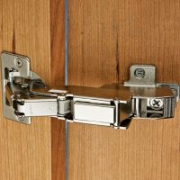 Blum 170 Snap Close Clip Top Frameless Inset Hinge