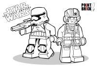 Disegni Da Colorare Di Star Wars Lego