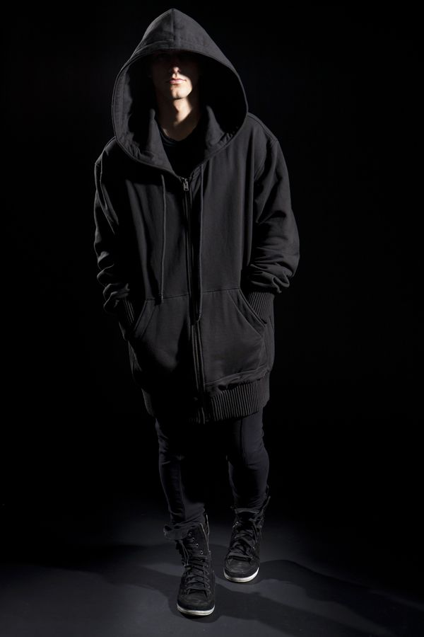 Nike Tech Fleece Internationalist Skingraft Mens Fall 2012 Oversized Hoodie Skatewear