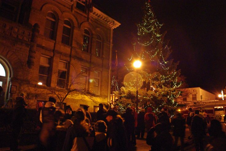 Tree Lighting London Ontario 125 Best Images About St. Thomas. Ontario On Pinterest