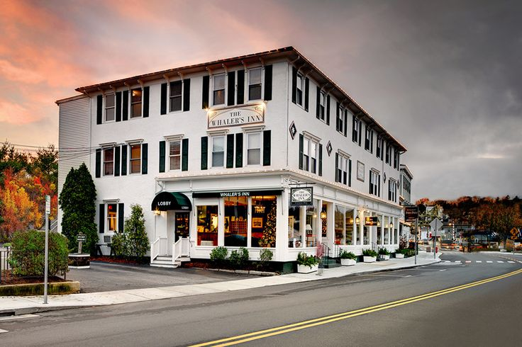 Ct Hotel The Whaler's Inn - Mystic, Ct Suggestion: Hoxie House With