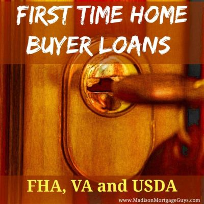 Illinois No Money Down First Time Home Buyer Loans: FHA, VA and Rural Housing | Home, First time ...