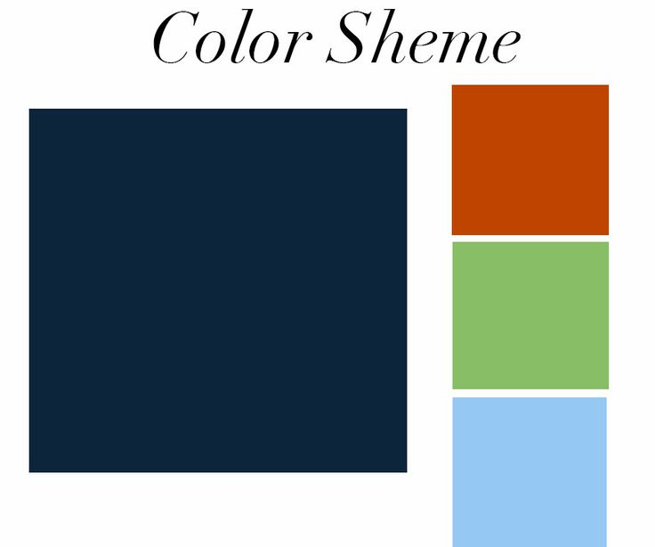Colors That Compliment Orange Colors That Compliment Navy Blue | Just As In Part 1's No