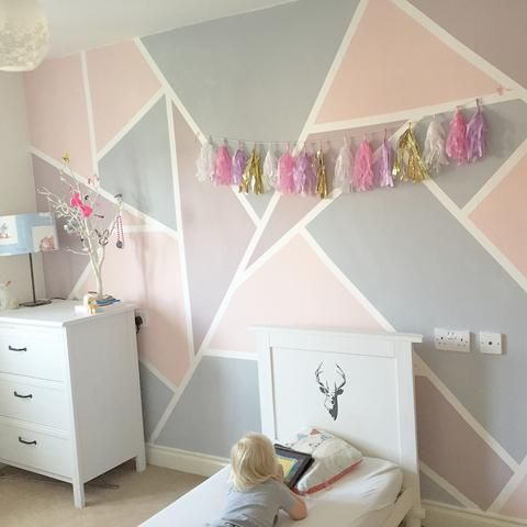 1000+ Ideas About Girls Room Paint On Pinterest   Girl Wall Decor