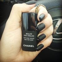 Best 25+ Matte Black Nail Polish ideas on Pinterest | Nail ...