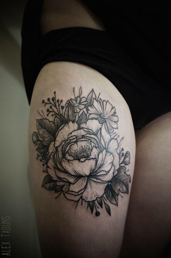 17 meilleures id 233 es 224 propos de tatouages de fleur sur la