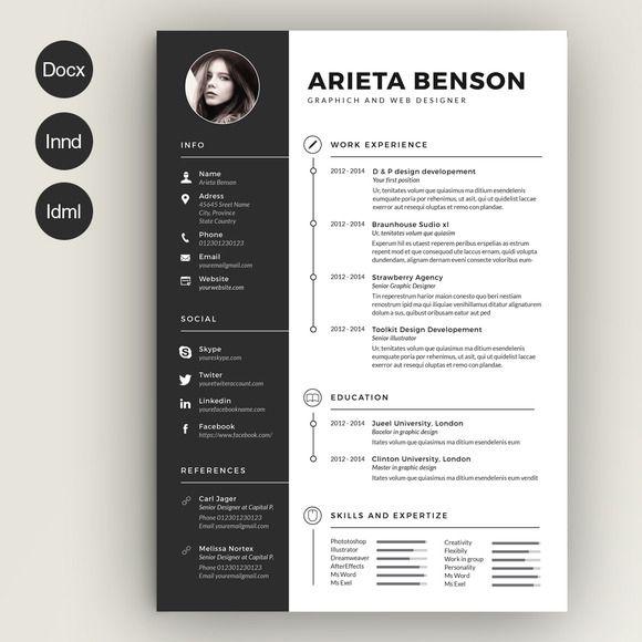 impressive resume styles