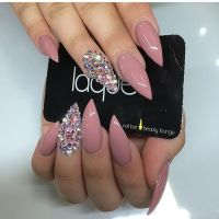1254 best images about Stiletto Nails on Pinterest | Long ...