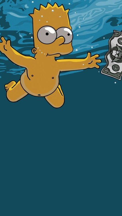 Adventure Time Jake Iphone Wallpaper Simpsons Tumblr Iphone Wallpaper Google Search Iphone
