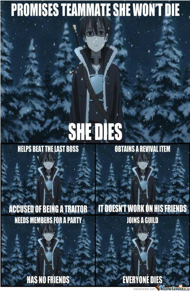Dark Souls 3 Wallpaper Quote Sword Art Online Funny Bad Luck Brian Sword Art Online
