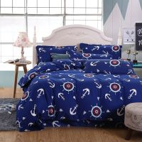 1000+ ideas about Anchor Bedding on Pinterest | Nautical ...