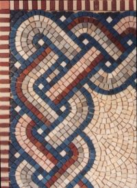 1000+ images about Ancient roman mosaic patterns on ...