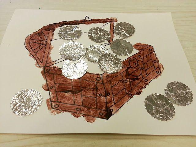 pirate crafts for preschoolers