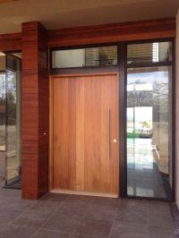 8 best Modern Wood Front Doors images on Pinterest