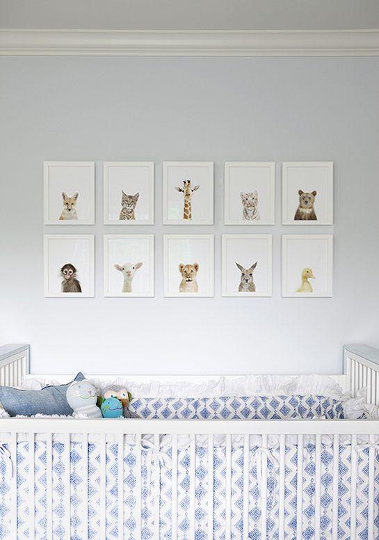 25+ best ideas about Nursery Wall Art on Pinterest