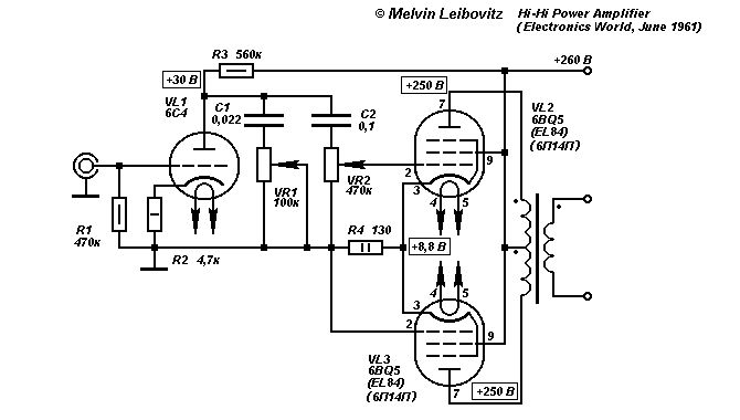 ge tube radio schematics