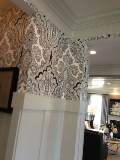 1000+ images about White wainscoting on Pinterest | Built in desk, Hallway ideas and Wainscoting ...