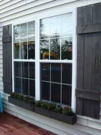 Diy Shutters - WoodWorking Projects & Plans