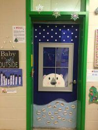 17 Best ideas about Christmas Classroom Door on Pinterest