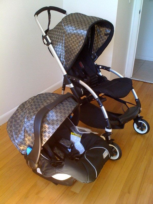 Newborn Stroller Gucci Pushchair Baby Stroller Car Seat Pinterest