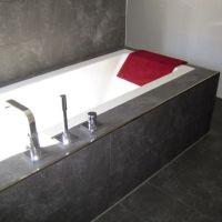 Schluter metal tile edging | Bathroom Remodel | Pinterest ...