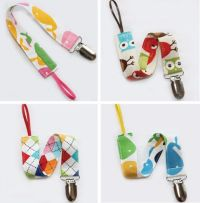 pacifier holders - I wonder how they'd hold up compared to ...
