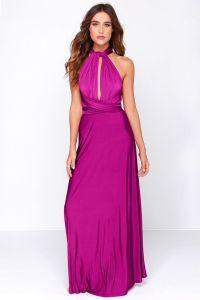 1000+ ideas about Magenta Bridesmaid Dresses on Pinterest ...