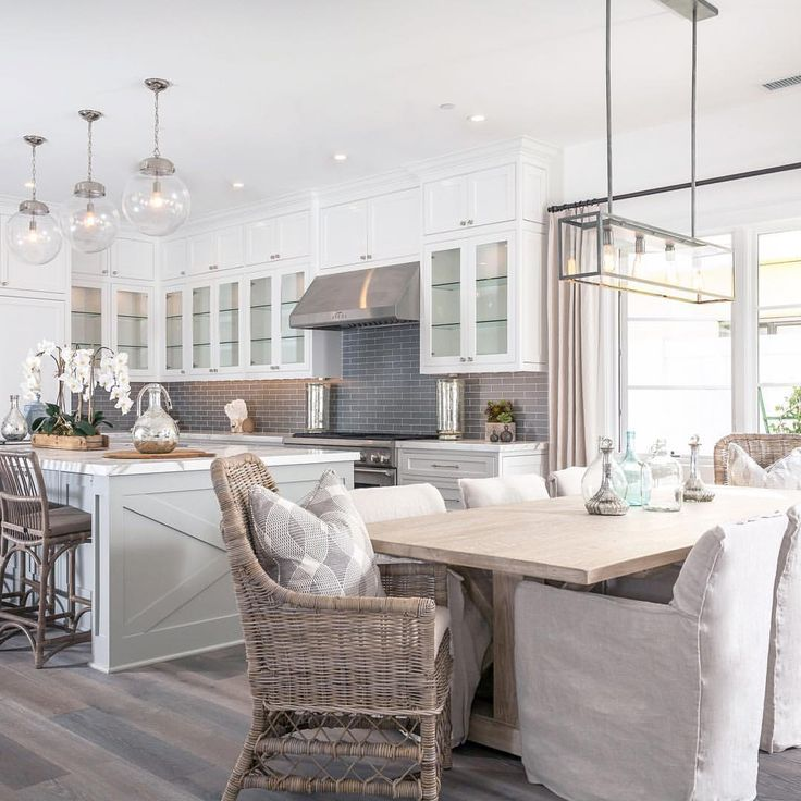 1000+ Ideas About Kitchen Dining Rooms On Pinterest | Diner