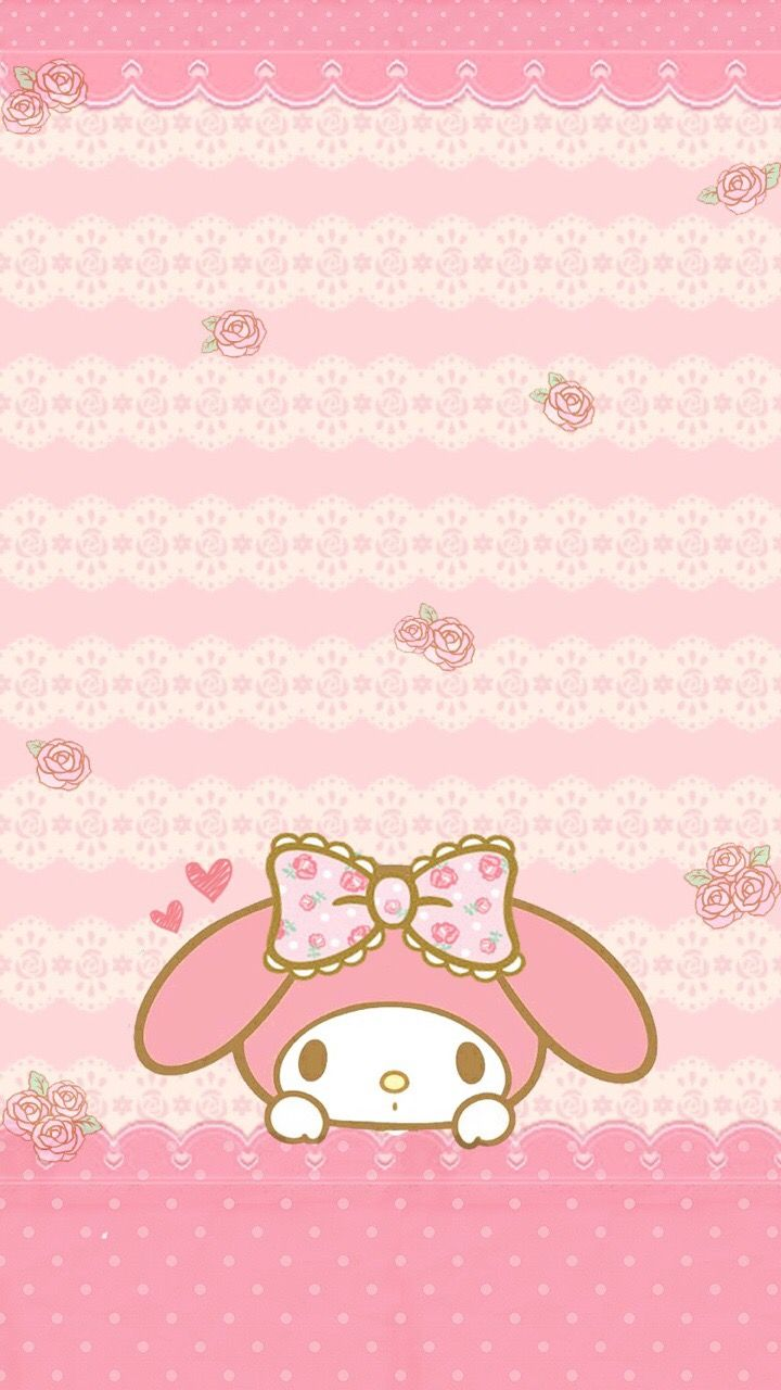 Cute Cartoon Hd Wallpapers For Mobile 25 Best Ideas About My Melody Wallpaper On Pinterest My
