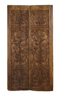 1000+ images about Carved wood doors on Pinterest ...