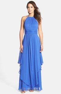 Mother of the Bride Dresses for a Beach Wedding   Cobalt ...