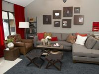 Contemporary Living-rooms from Emily Henderson on HGTV ...