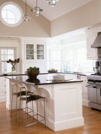 Vaulted Ceiling Kitchen Ideas | Countertops, Simple ...