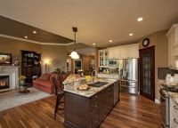 27 best images about Kitchen/family Room Combo on ...