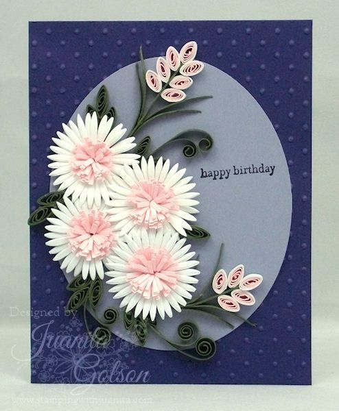 216 best images about Quilling Cards on Pinterest