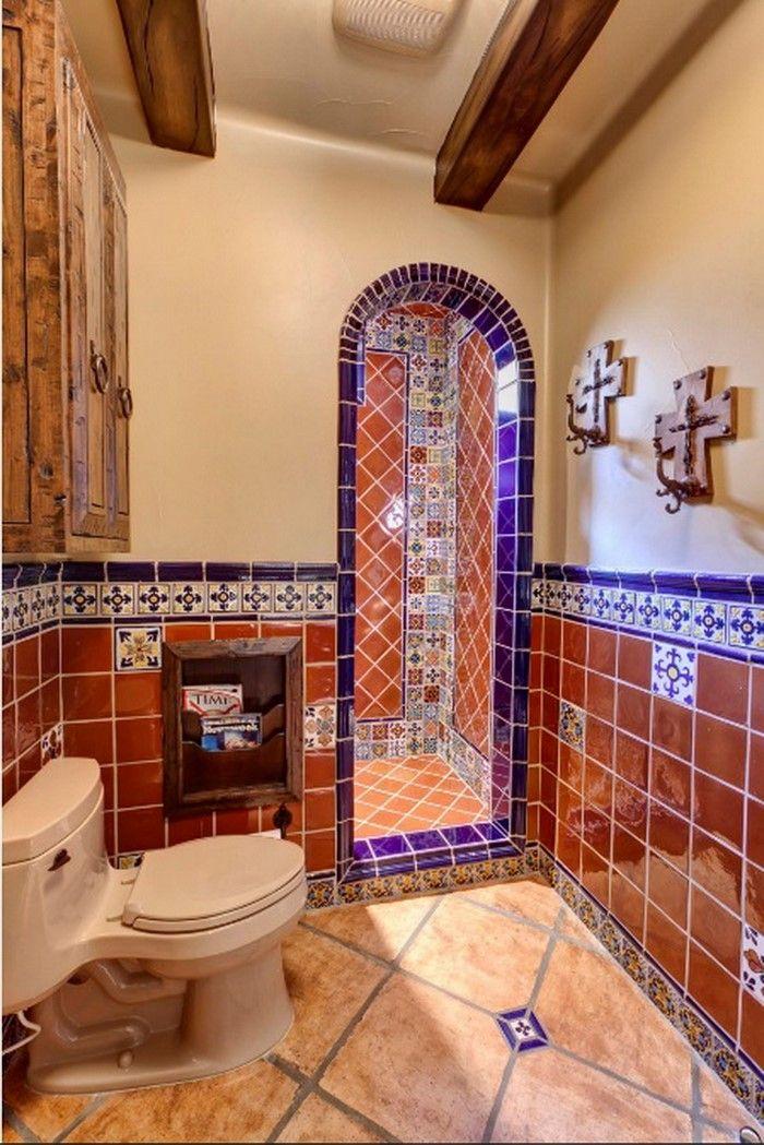 25+ best ideas about Spanish style bathrooms on Pinterest