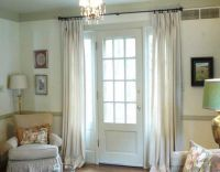 10+ ideas about Front Door Curtains on Pinterest ...
