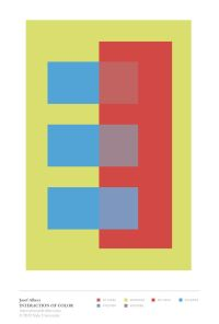 26 best images about Albers IoC App Color Studies on ...