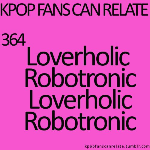kpop fans can relate