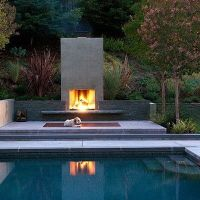 27 best images about OUTDOOR FIREPLACES on Pinterest
