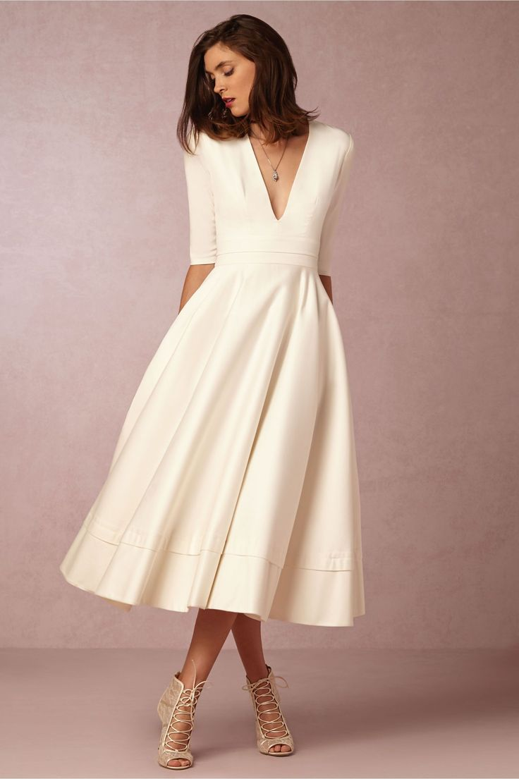wedding rehearsal outfit second wedding dresses Can t Afford It Get Over It Delphine Manivet s Prospere Gown for Under