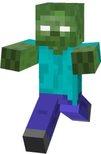 zombie | Minecraft | Pinterest | Zombies and Minecraft