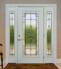 17 Best images about Decorative Entry Door Glass on