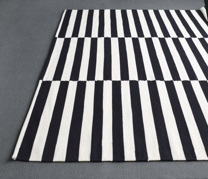 Ikea Stockholm Rug Flatwoven Black Handmade Striped Off White 51 Best Images About Stockholm On Pinterest | Organic Form
