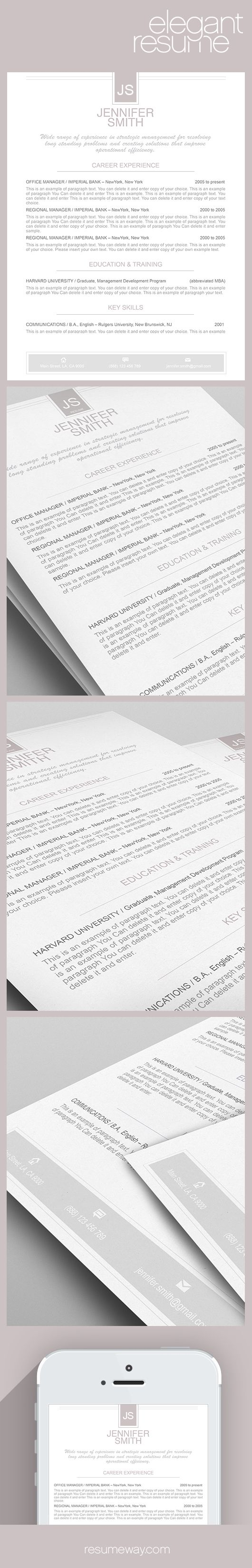 Submit resume online