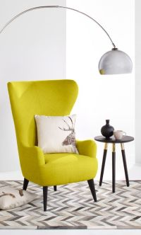 Best 25+ Wingback armchair ideas only on Pinterest | Pink ...